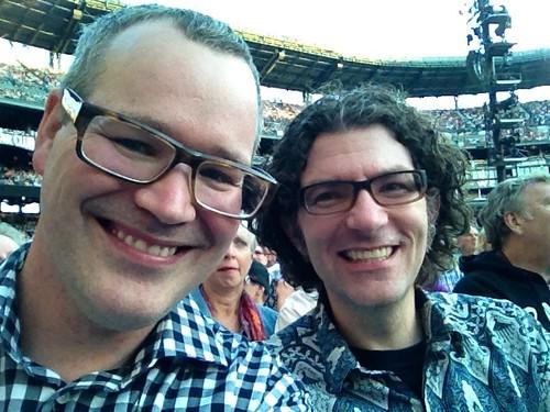 Todd and John