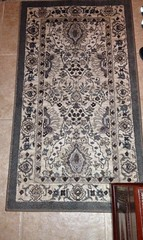 New entry rug