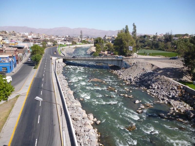 Arequipa's Rio Chili