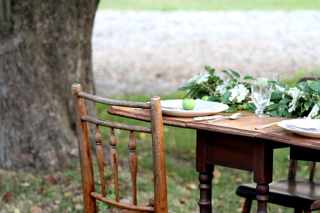 chair and apple tree-erin boyle for gardenista