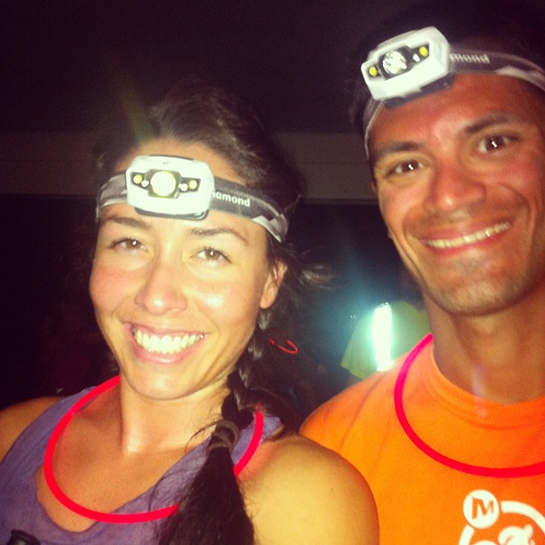 #Q50 trail race!!!! I'm melting in the athlete meeting but this is AWESOME!!! #trailrunning