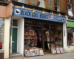 Picture of Black Gull Books, N2 8AG