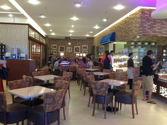 The French Baker Opens a Bigger Resto in Davao at SM Lanang Premier Fountain Court
