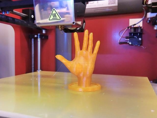 聽說 3D 列印會害現在的工廠倒光?好像不會