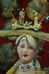 Figueras Théâtre musée Dali - La femme au pain