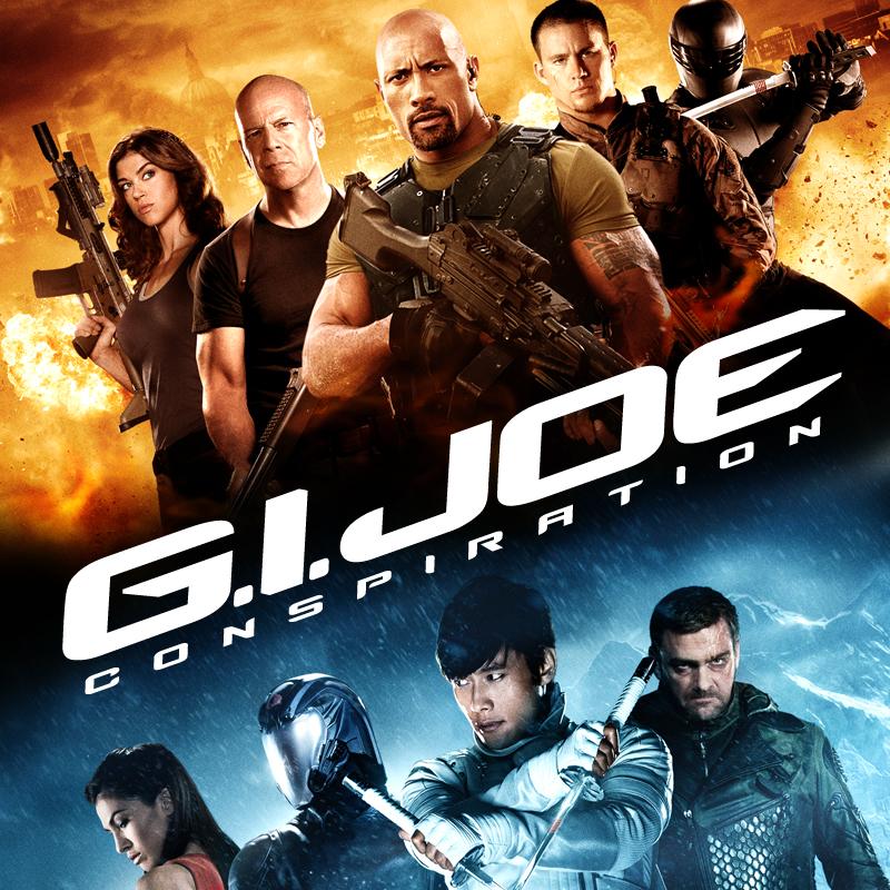 G.I Joe : Conspiration