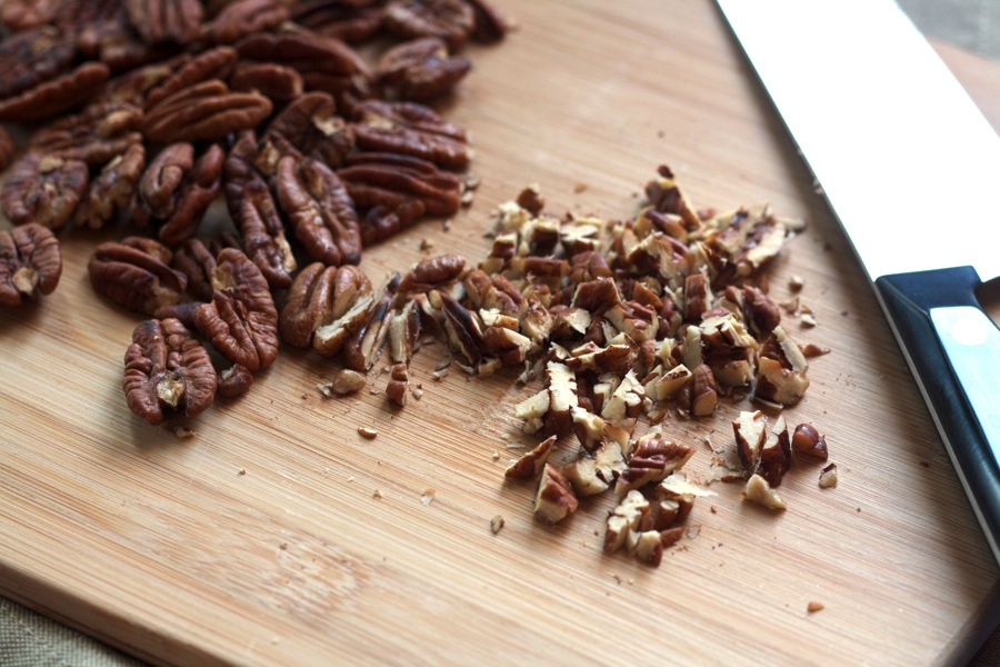 pecans chopped