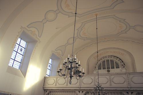 Lagendorfer Kirche III