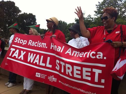 Reclaim the Dream March - DC