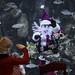 3rd Place - Cultural - Frank Zurey - Santa at the Aquarium