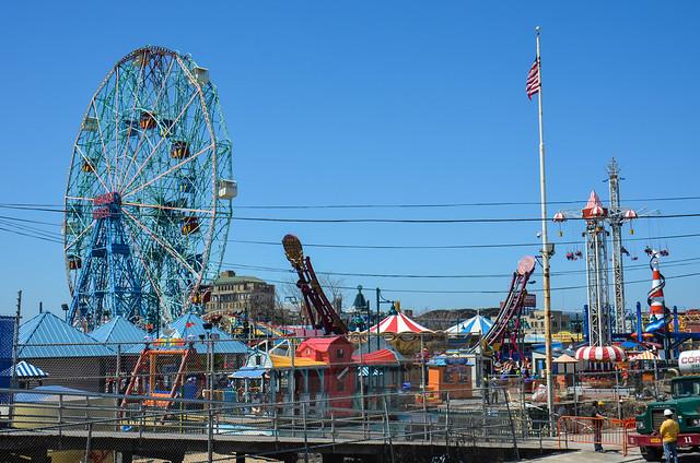 Coney Island Flickr Photo Sharing