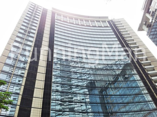 JW Marriott Hotel 01 - Exterior Facade