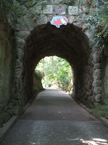 湘南・鎌倉(2013/08/15) 鎌倉文学館 招鶴洞