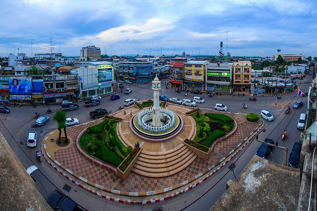 Phitsanulok Thailand  City new picture : Clock Tower, Phitsanulok Thailand | Flickr Photo Sharing!