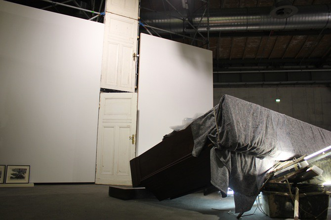 Danilo Duenas at Galerie Thomas Schulte