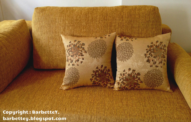 (Square cushion covers from Hong Fu @ T&ines Street 43; Upholstery \u0026 sofa cushion covers from Boey Lee of Lee Meng Huat Cushion \u0026 Sofa Maker) & The Treasure Cove of Barbette (barbetteyeo@gmail.com): My newly ... pillowsntoast.com