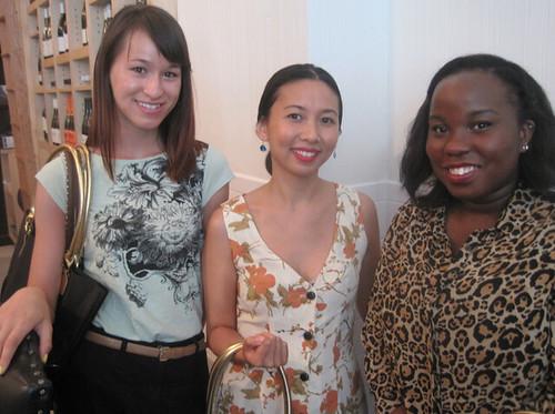 Iman Cosmetics BB Cream launch by Oliva