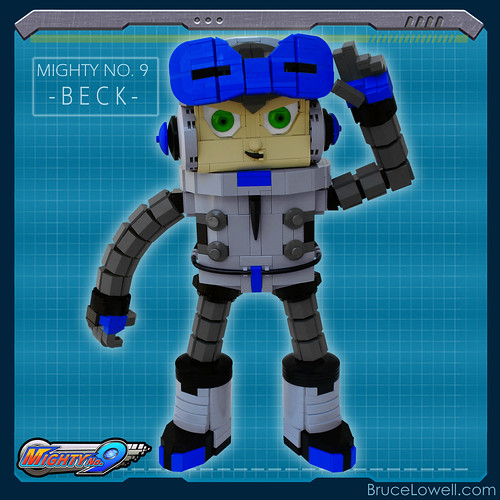 LEGO Mighty No. 9