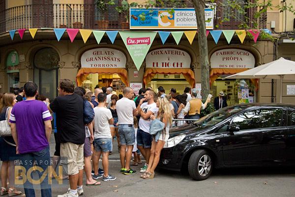 Horchatería El Tío Ché, Barcelona