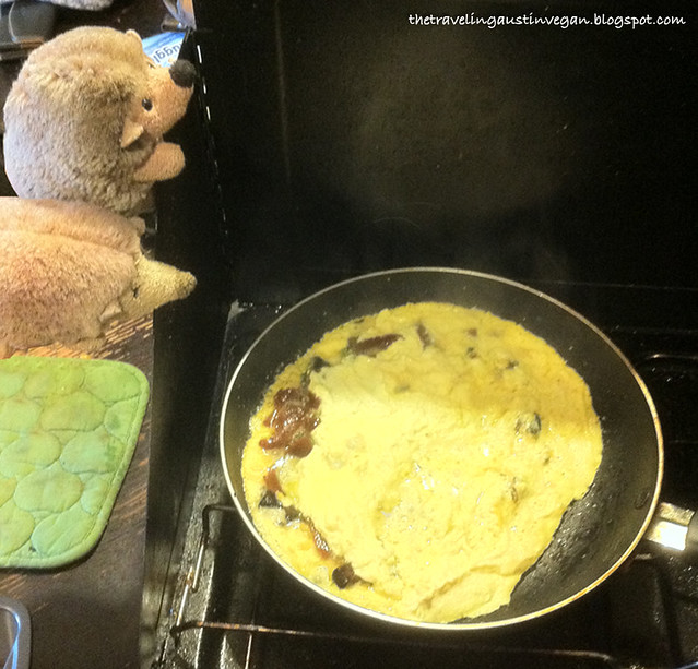 Vegg Omelette Post-Flip