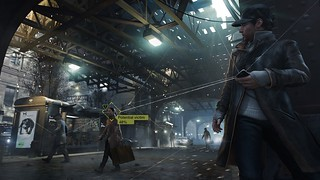 Watch_Dogs - ScreenShot 3