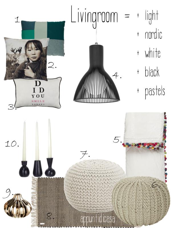 Appunti di casa design nordico online zalando casa for Zalando sedie cucina