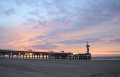 Scheveningen sunset