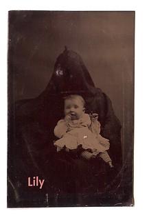 Mère fantôme #
