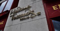Madame Tussauds 'Berlin. | BRLN.