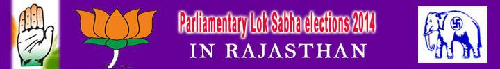 parliamentary lok sabha elections 2014 in rajasthan