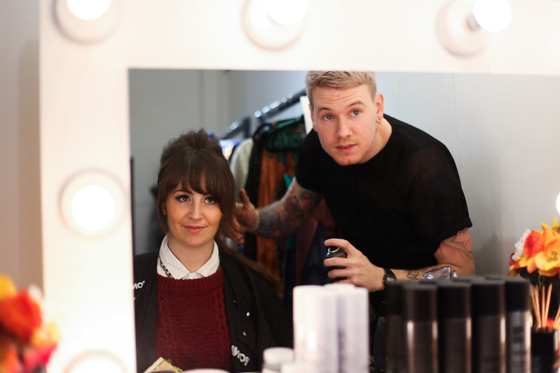 POP PR: Toni & Guy (Maddy Watkins)