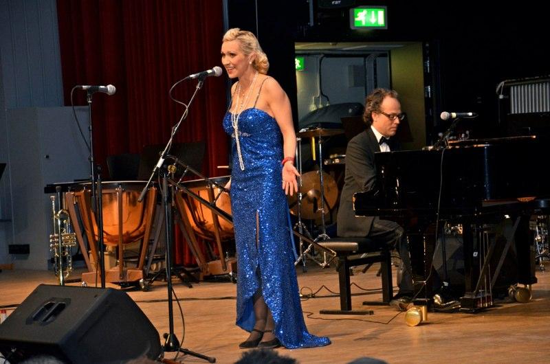 Lilla Brassbandfestivalen 2013 - Gunhild Carling gör entré