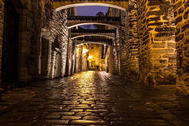 St.Katherine's passage