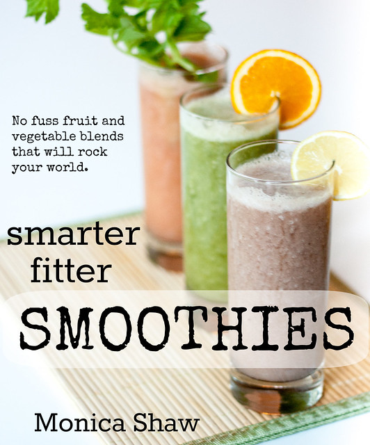 Smarter Fitter Smoothies Book Cover