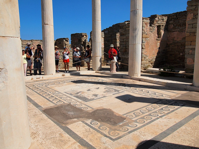 House of Dionysos on Delos