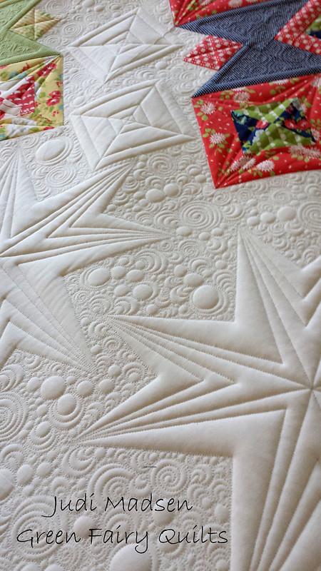 Starburst Quilt Pattern