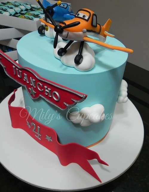 Disney Planes Dusty Cake Ideas and Designs