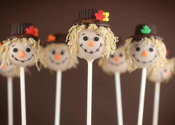 Scarecrow Pops