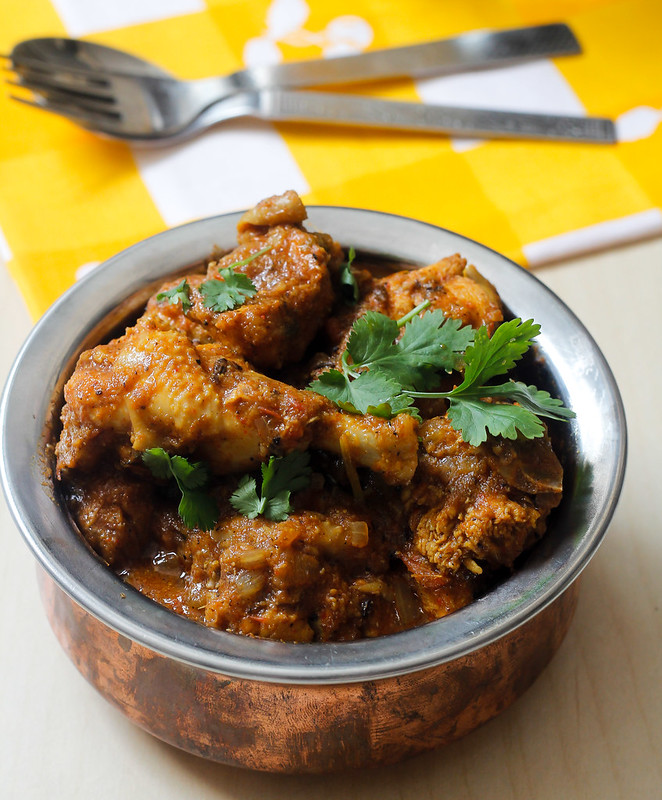 madras chicken gravy