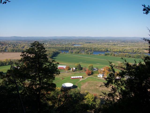 Holyoke Range, Massachusetts, Metacomet-Monadnock Trail, Mt. Holyoke