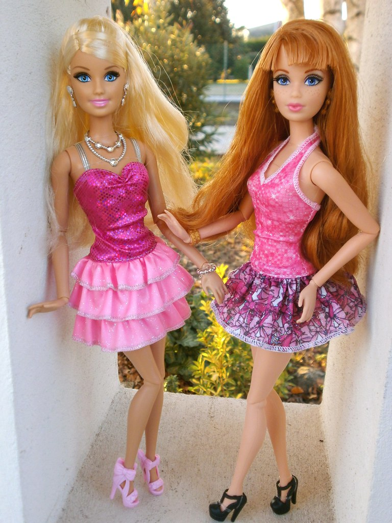 best friends forever barbie and midge dreamhouse collection a