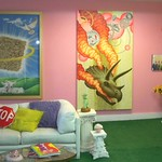 Astroturf Room 2010 - Collection of Dana Cain