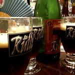 ルル・ブラウベルギービール大好き!! ルル・ブラウン Rulles Brune @デリリウムカフェトーキョー