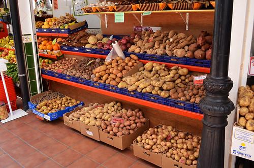 Fruit and veg, Tenerife