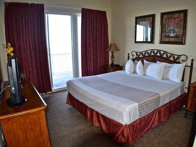 Blue Heron Beach Resort Orlando - Master Bedroom Suite