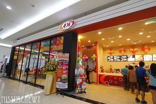 a&w restaurant malaysia