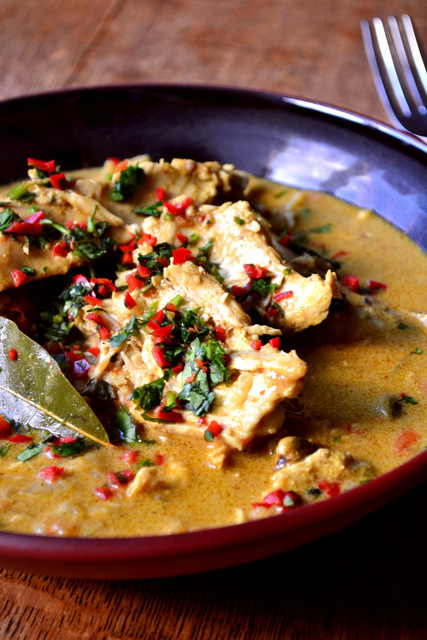 Leftover Turkey Curry Recipe (4)
