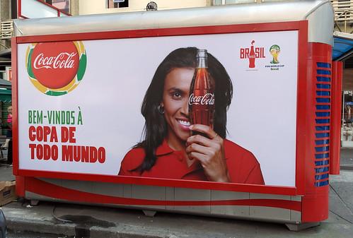 Bem Vindo à Copa de todo Mundo - Marta by roitberg