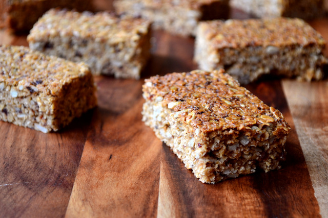 Sunflower Seed Flapjacks Recipe (4)