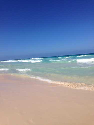 Beach at Hard Rock Hotel - Punta Cana